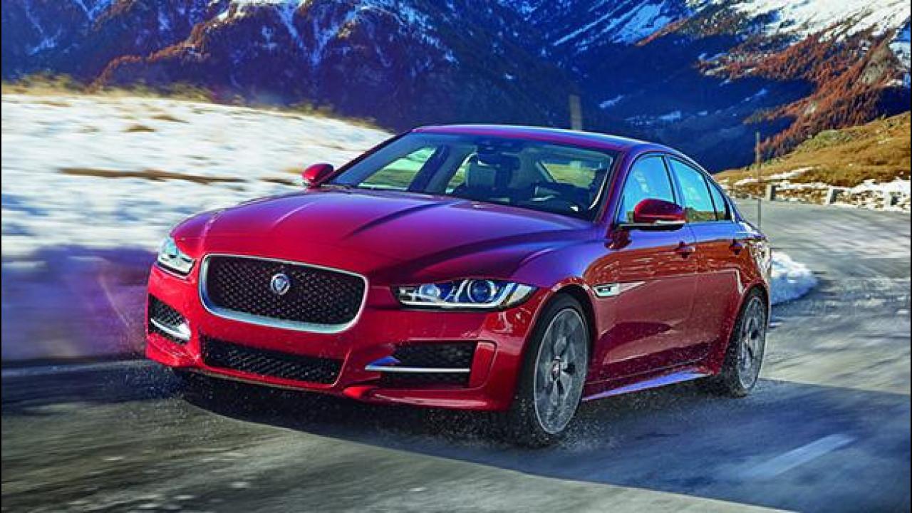 [Copertina] - Jaguar XE, a Los Angeles debutta la trazione integrale