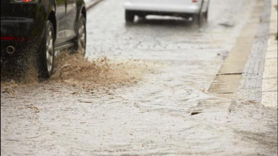 [Copertina] - Maltempo e rischio inondazione: cosa fare