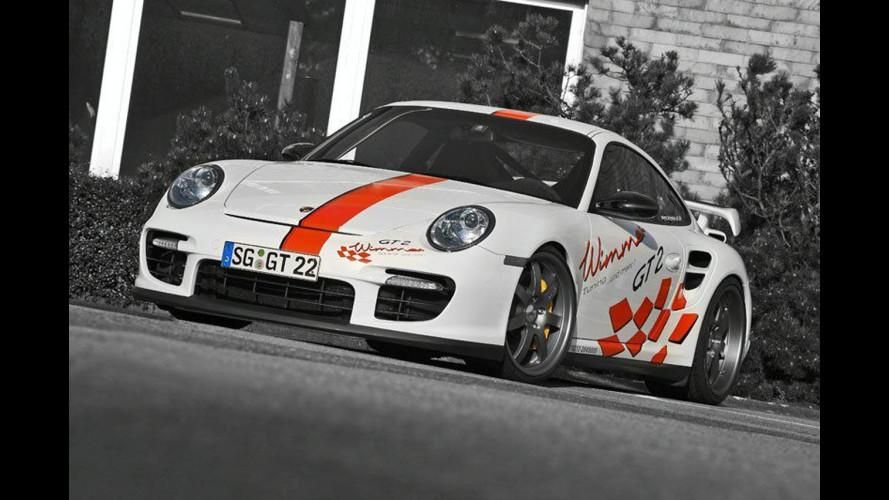 Wimmer RS 997 GT2: 827 CV