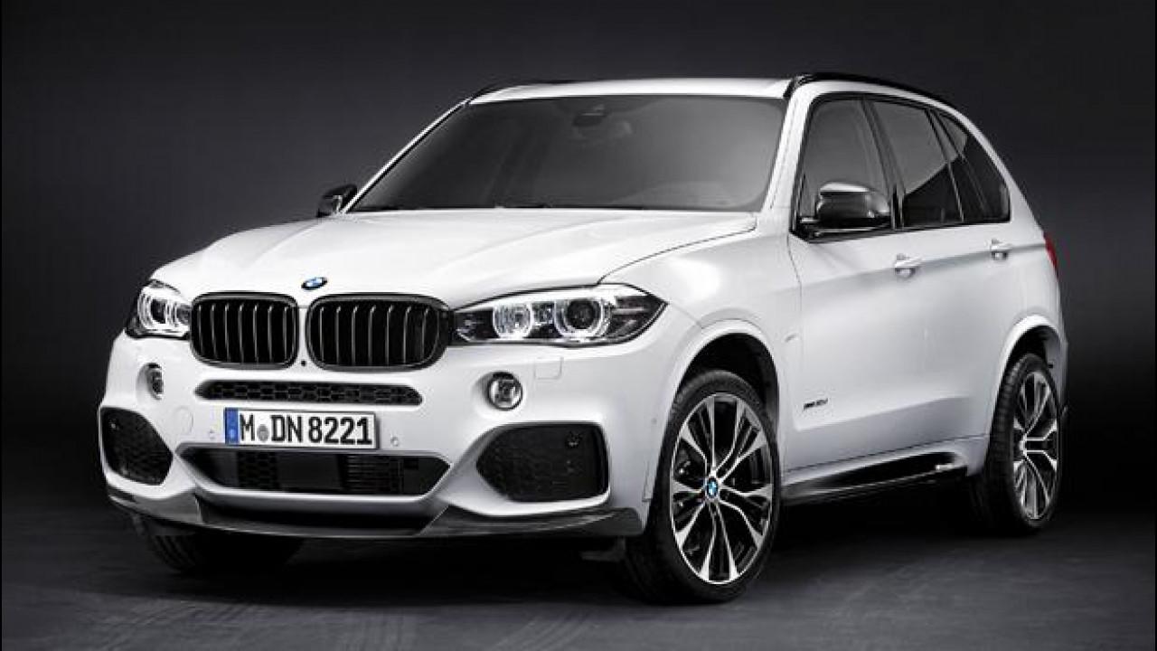 [Copertina] - BMW X5 M Performance