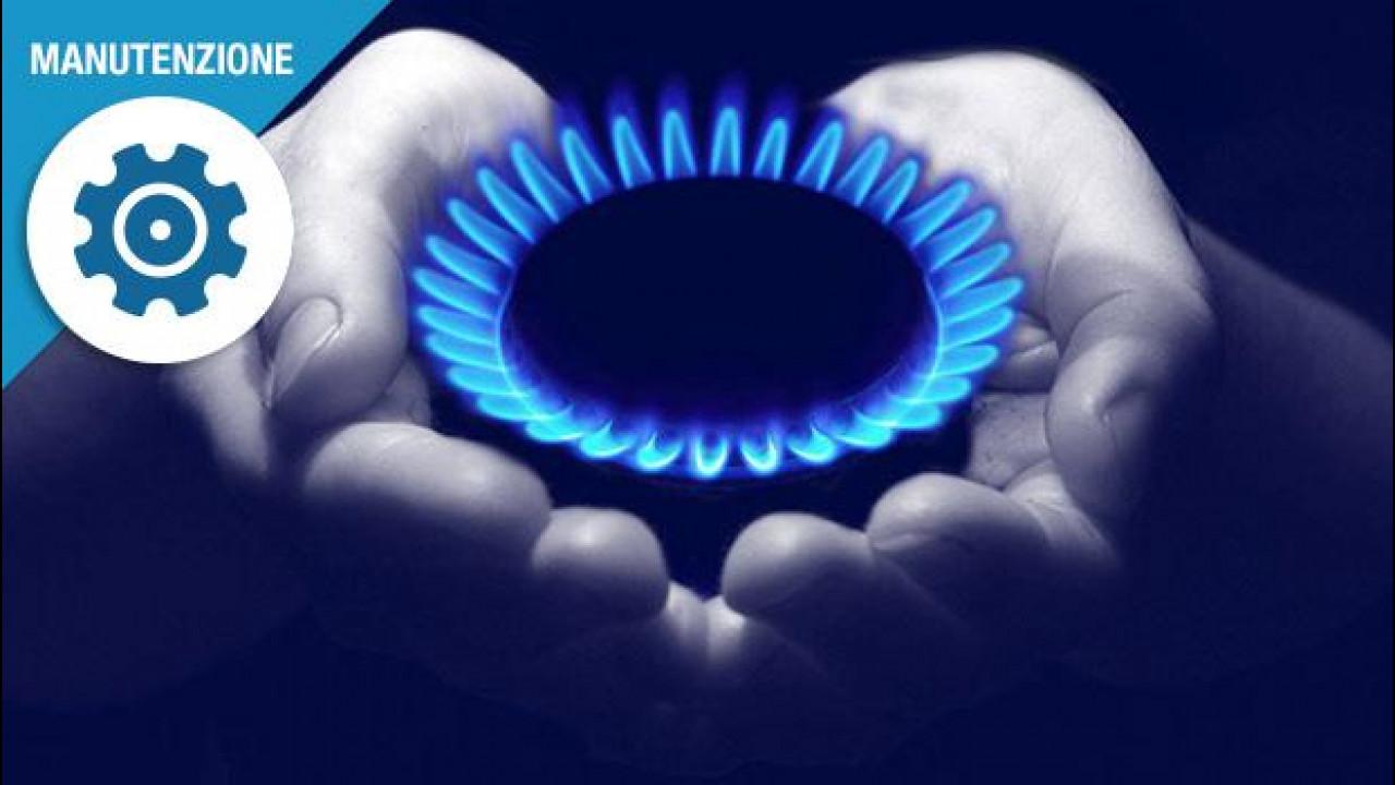 [Copertina] - Auto a metano, come mantenerla bene anche in inverno