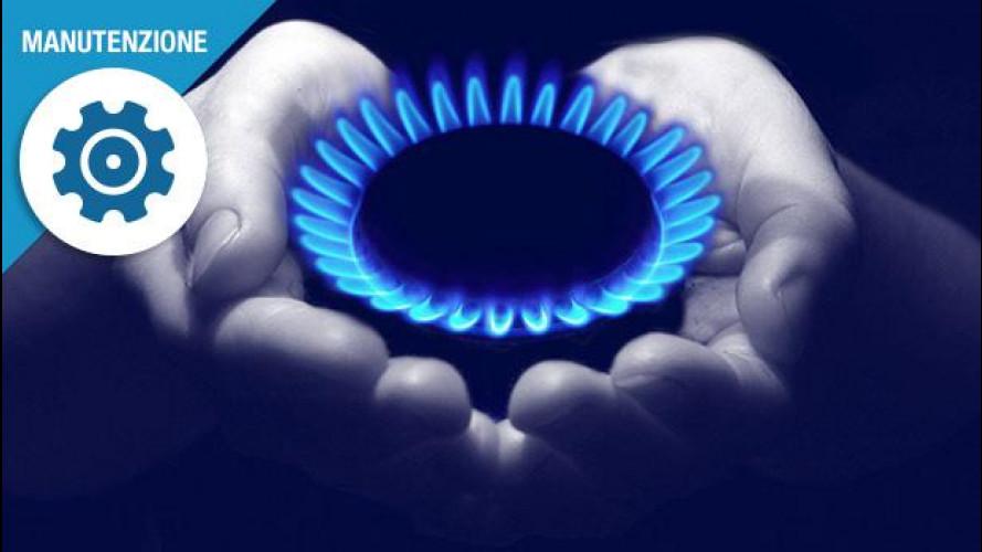 Auto a metano, come mantenerla bene anche in inverno