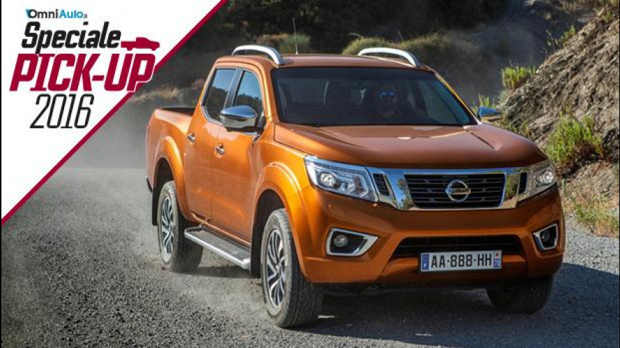 Nuovo Nissan Navara, 80 anni di praticità