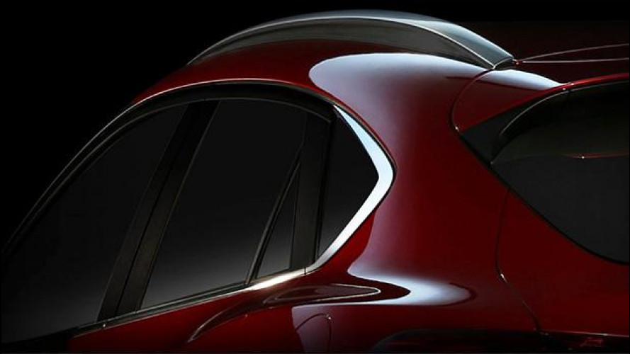 Mazda CX-4, il nome del SUV coupé