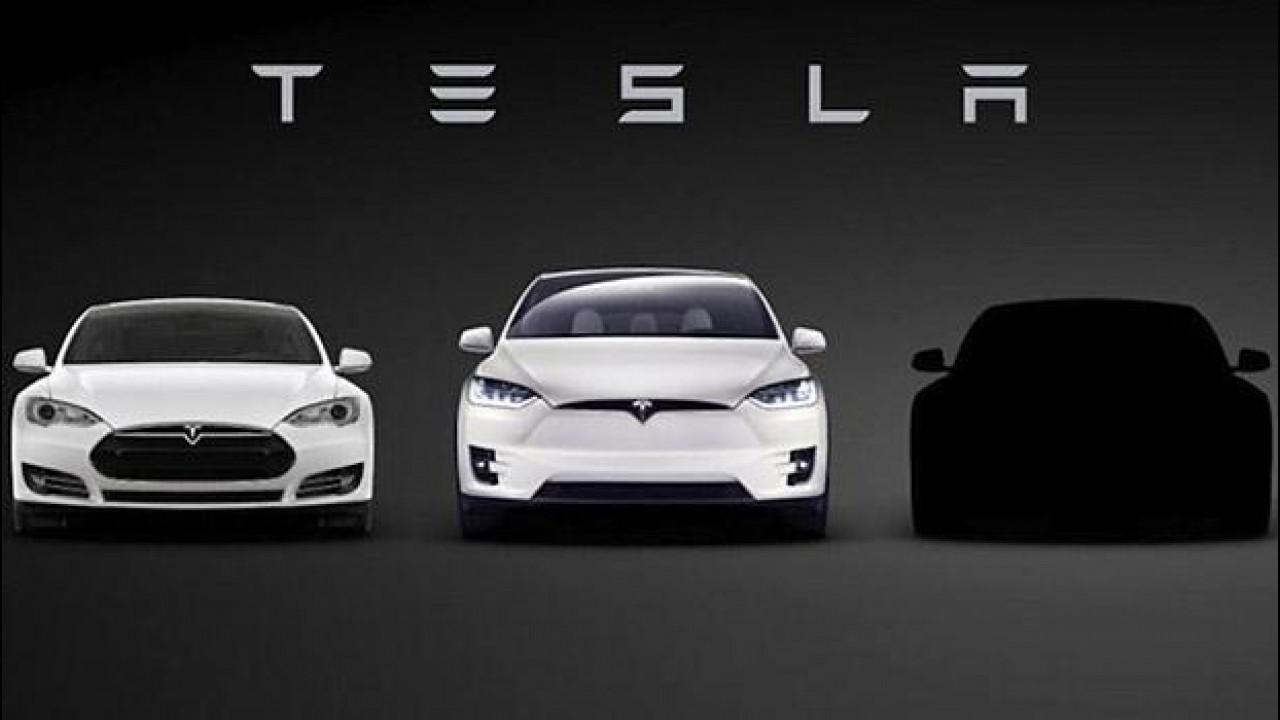 [Copertina] - Tesla Model 3, debutto il 31 marzo