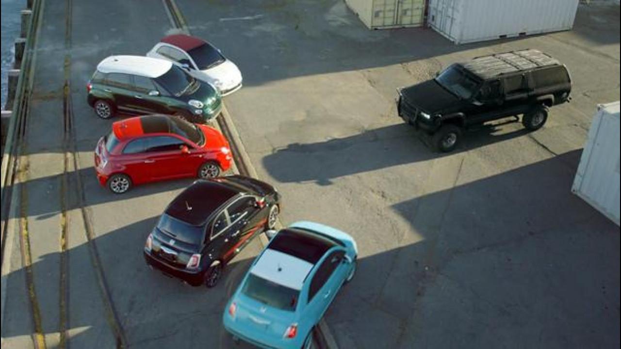 [Copertina] - Fiat 500, negli USA un nuovo spot sulla