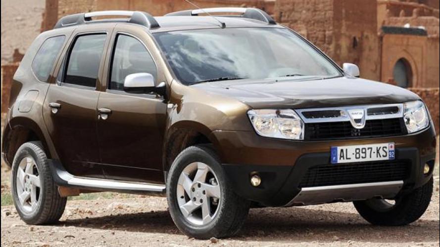 Dacia Duster: quanto costa il SUV low cost usato