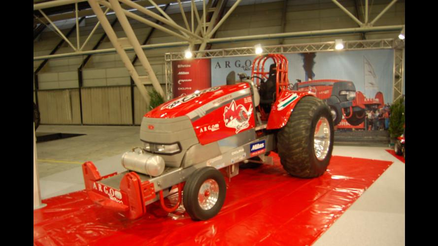Motor Show 2009: ci sono anche i supertrattori