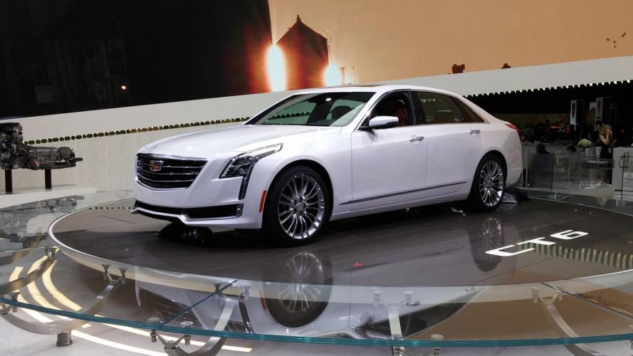 """Salone di New York: Cadillac CT6, l'ammiraglia """"internazionale"""""""