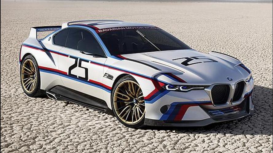 [Copertina] - BMW CSL 3.0 Hommage R, le corse nel sangue