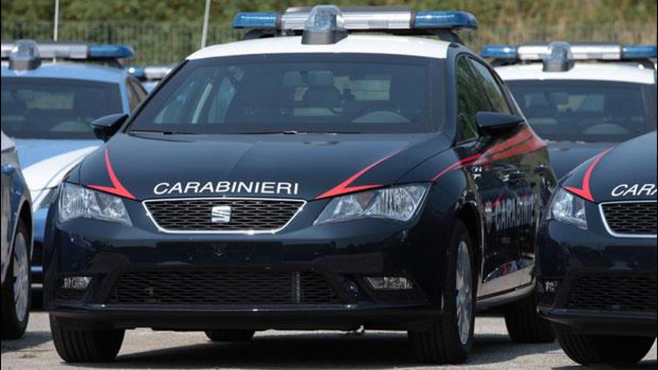 [Copertina] - Seat Leon, prime consegne a Polizia e Carabinieri