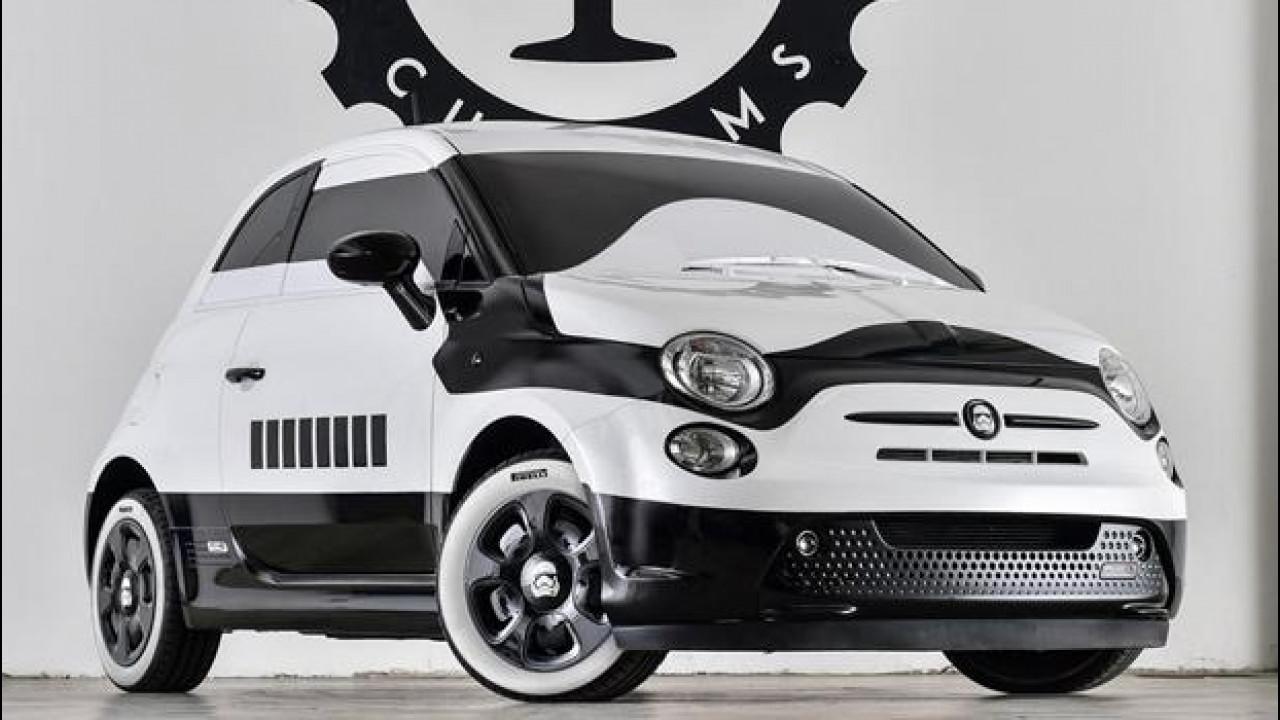 [Copertina] - Garage Italia Customs presenta la 500e