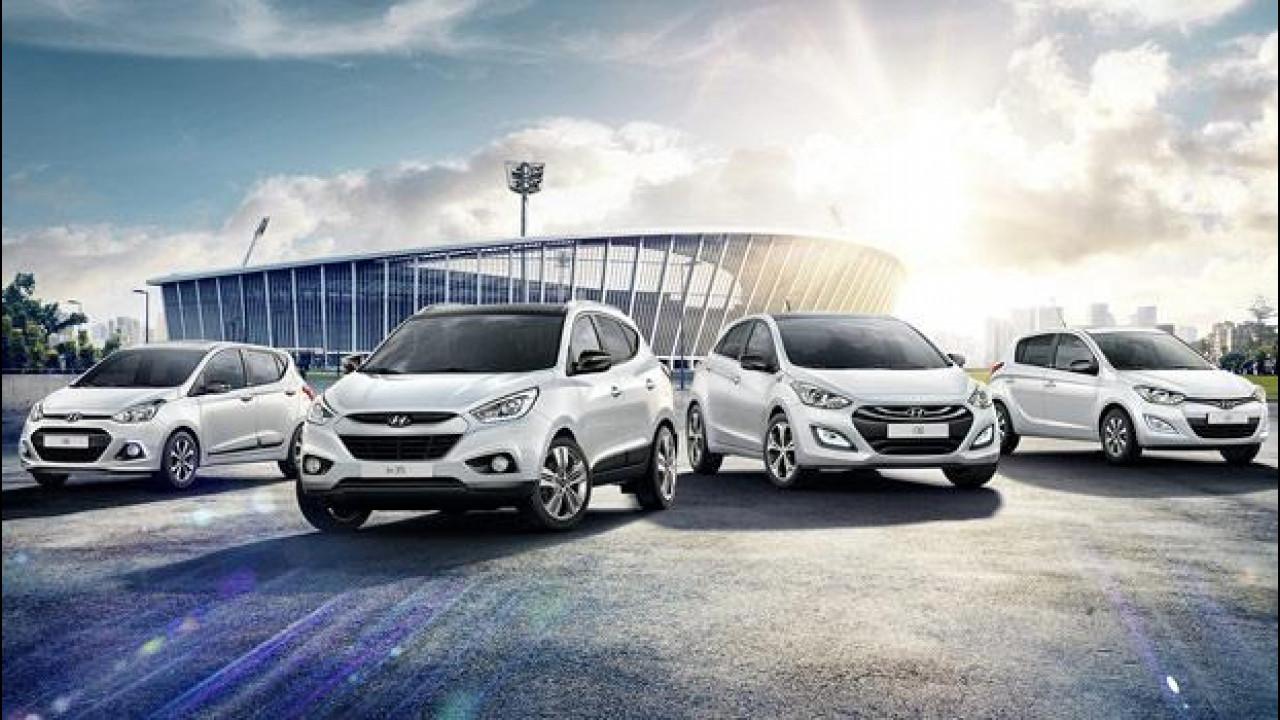 [Copertina] - Mondiali, Hyundai scende in campo con la Limited Edition