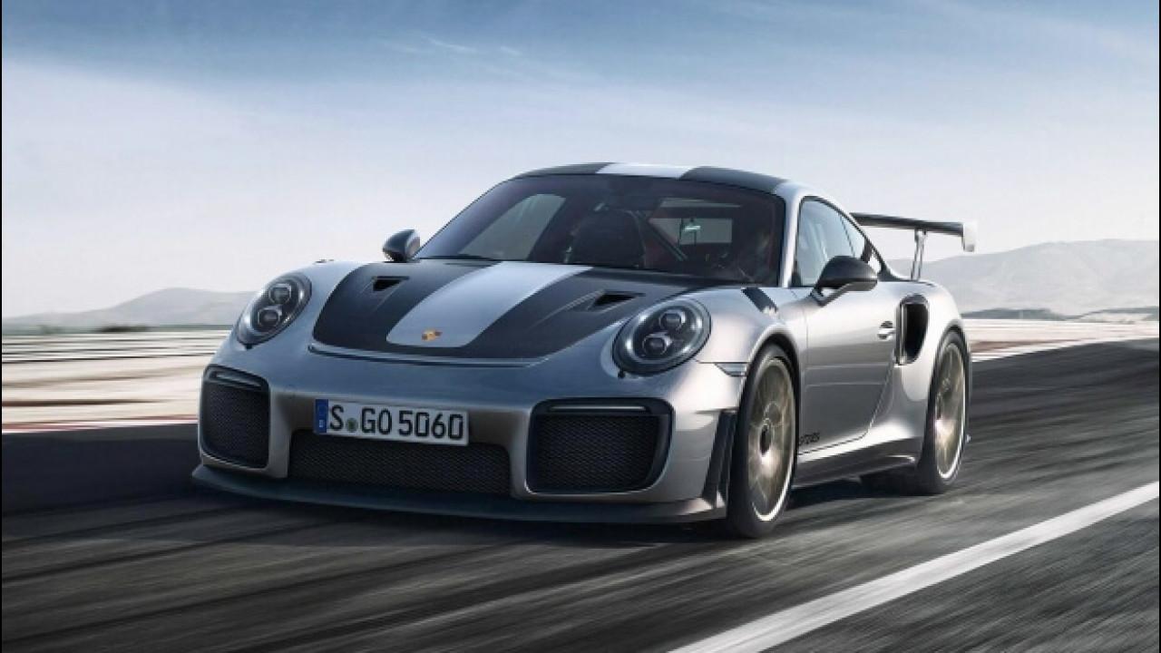 [Copertina] - Nuova Porsche 911 GT2 RS, le prime foto ufficiali