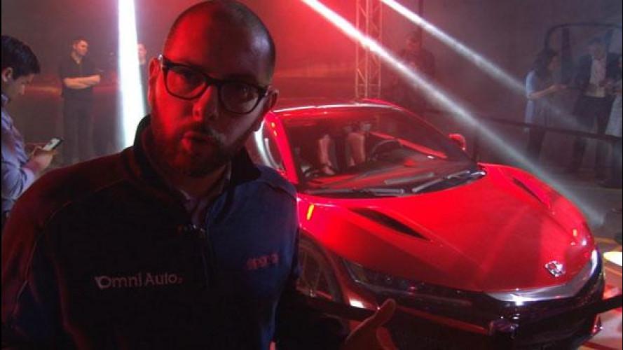 Salone di Ginevra, il mito Honda NSX è in Europa