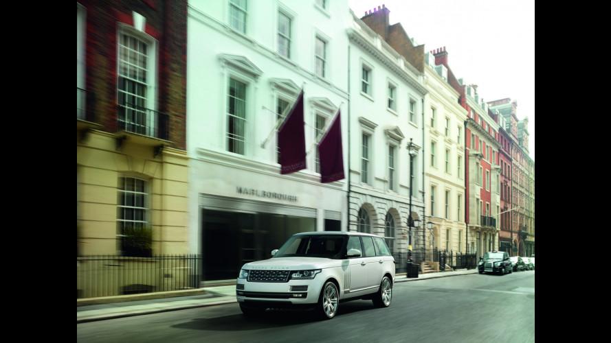 Range Rover a passo lungo
