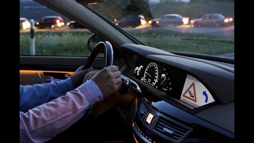 Mercedes myCOMAND