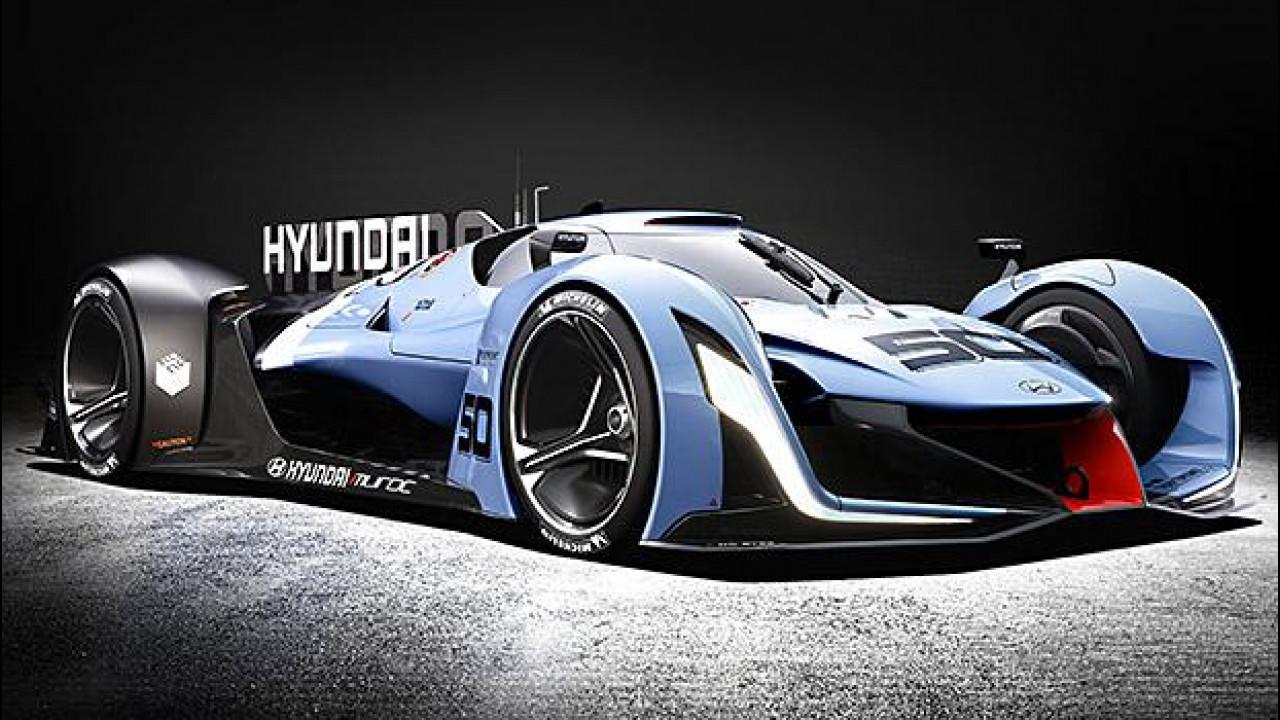 [Copertina] - Salone di Francoforte, Hyundai N 2025 Vision Gran Turismo