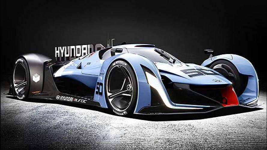 Salone di Francoforte, Hyundai N 2025 Vision Gran Turismo
