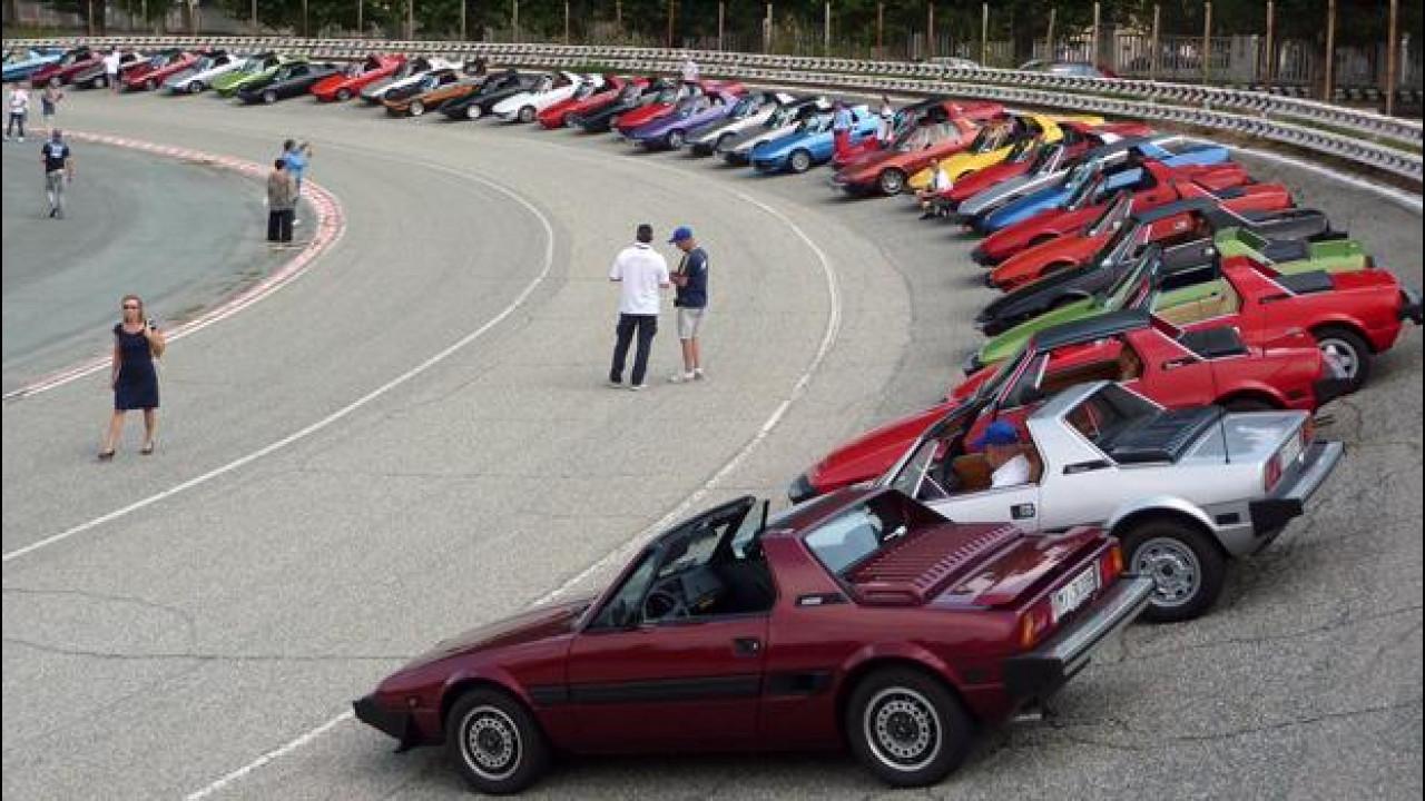 [Copertina] - Fiat X1/9, il raduno che festeggia 40 anni