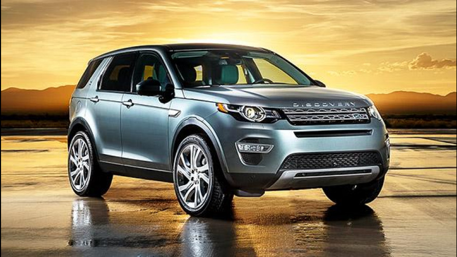 Land Rover Discovery Sport, ecco il nuovo 2.0 diesel Ingenium