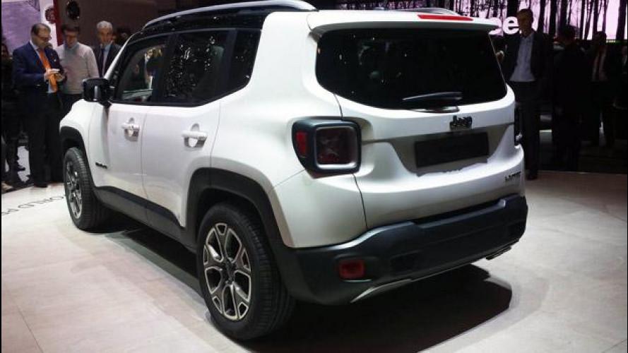 E' Made in Italy la più piccola Jeep mai costruita svelata al Salone di Ginevra