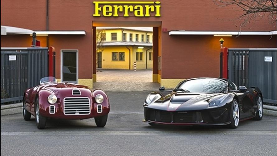 Ferrari, inizia la festa per i 70 anni [VIDEO]