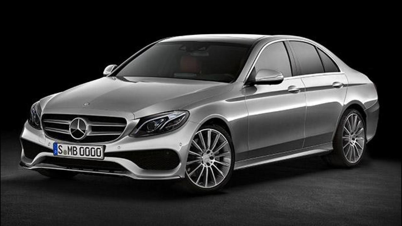 [Copertina] - Nuova Mercedes Classe E, verso forme più