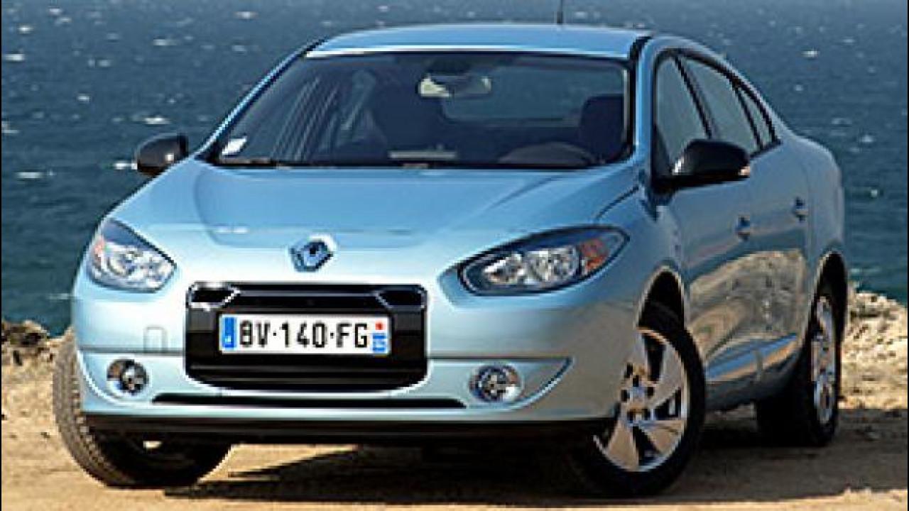 [Copertina] - Renault e Dongfeng insieme per l'elettrica cinese