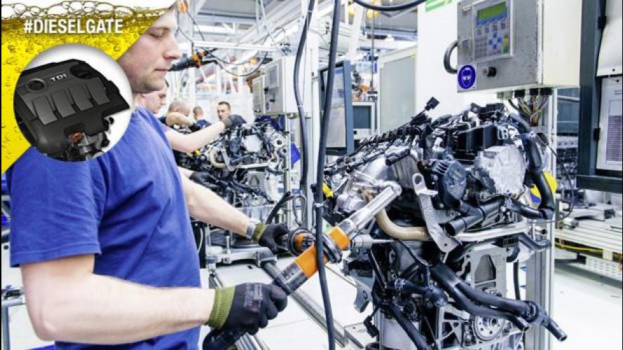 """EA 189, """"chi è"""" il motore dello scandalo del diesel Volkswagen"""