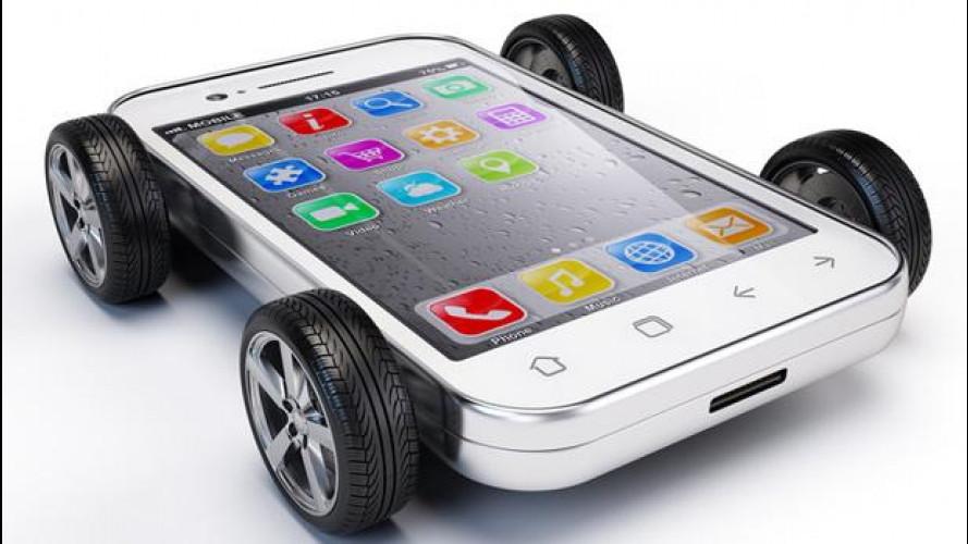 Rc auto, la polizza si compra con lo smartphone