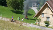 Richard Hammond, l'incidente in Svizzera con la Rimac Concept_One