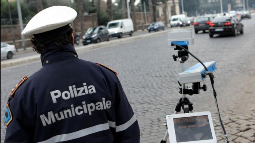 Boom di multe per 1,7 miliardi di euro, ACI contro i Comuni