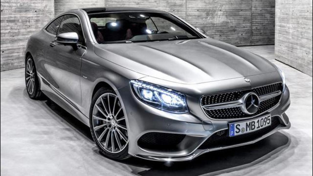 [Copertina] - Nuova Mercedes Classe S Coupé
