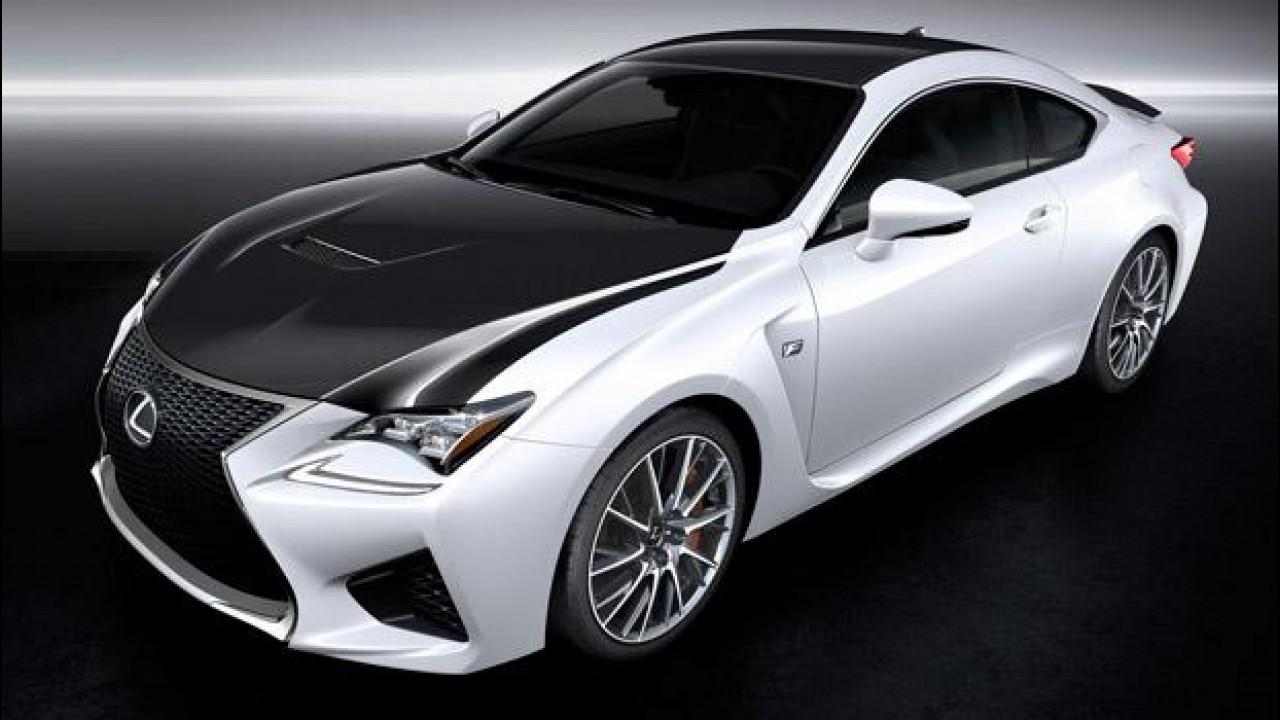 [Copertina] - Lexus RC F GT3, la coupé da corsa