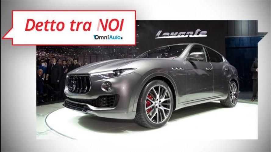 Nuova Levante: perché sarà la Maserati più venduta della storia