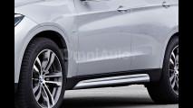 BMW X7, il rendering