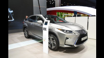 Salone di Francoforte, Lexus è fedele all'ibrido con la RX 450h [VIDEO]