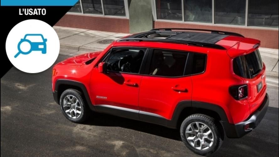Jeep Renegade, l'usato è ricco (ma caro)