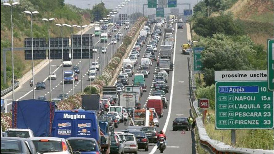 "Pedaggi autostradali, è guerra sui rincari ""minimi"""