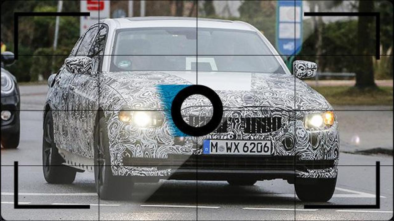 [Copertina] - BMW Serie 3, foto spia della nuova generazione
