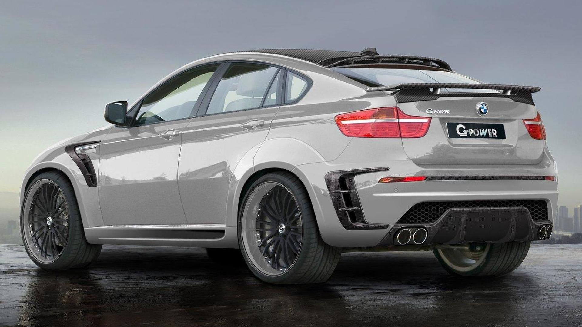 G Power X6 Typhoon Rs Ultimate V10 Packs 900hp