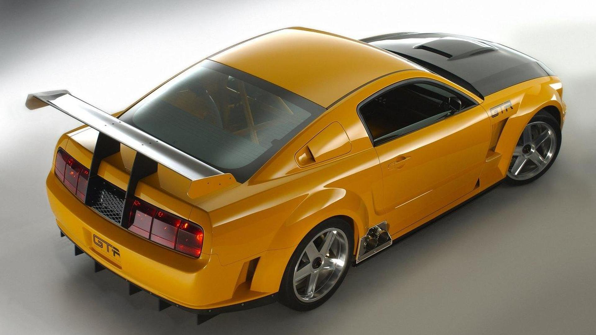 2004 ford mustang gt r concept up for auction