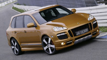 Porsche Cayenne GTS Accessories From JE Design