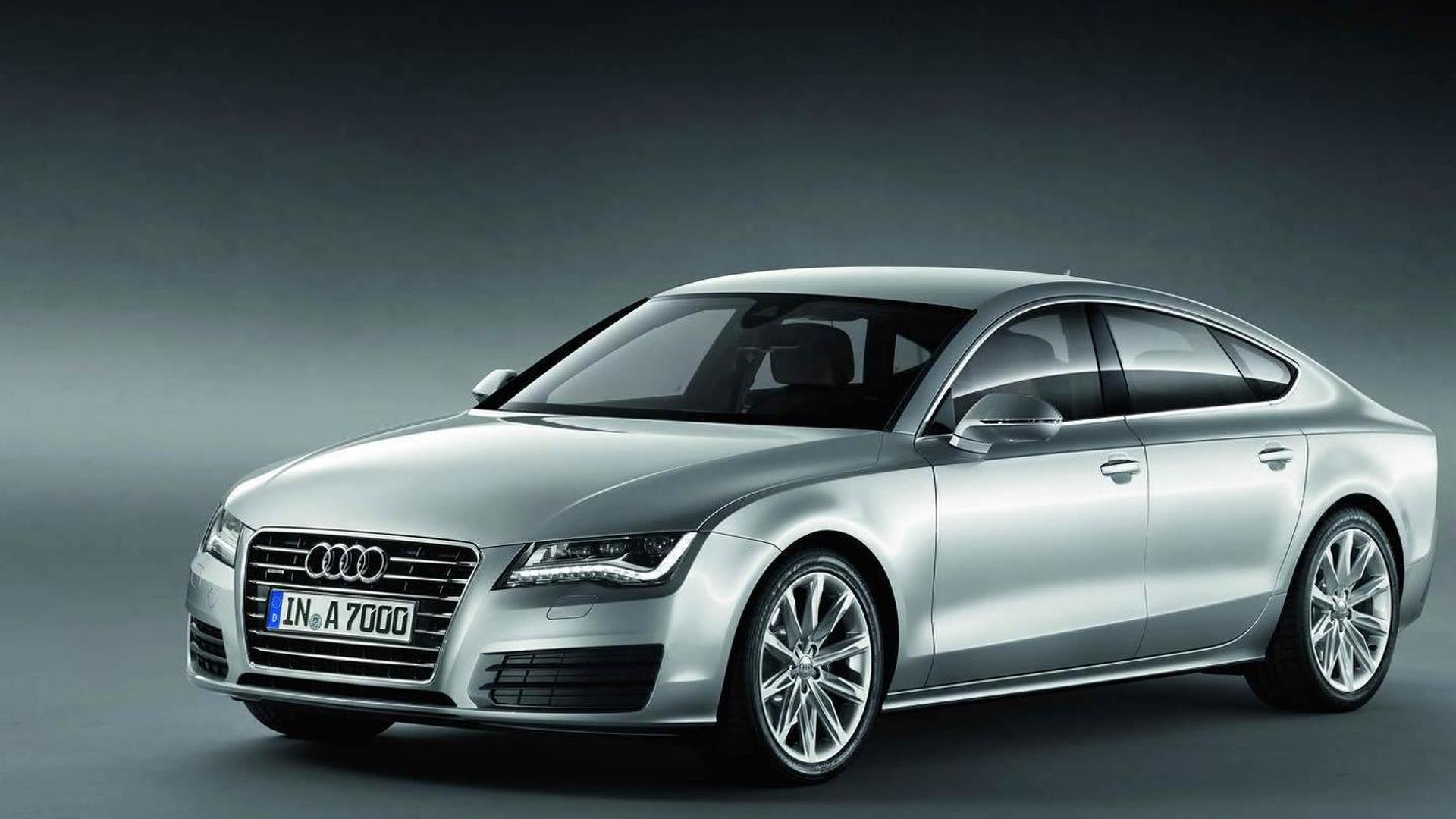 2011 Audi A7 Sportback Officially Unveiled In Munich Video