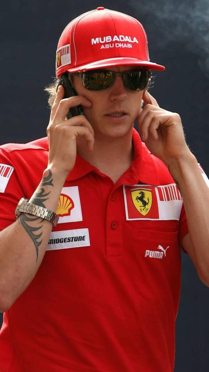 Kimi Raikkonen, Monaco Grand Prix 21.05.2009