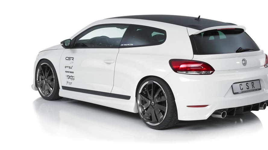VW Scirocco by CSR Automotive