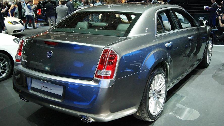 2012 Lancia Thema Articles Motor1