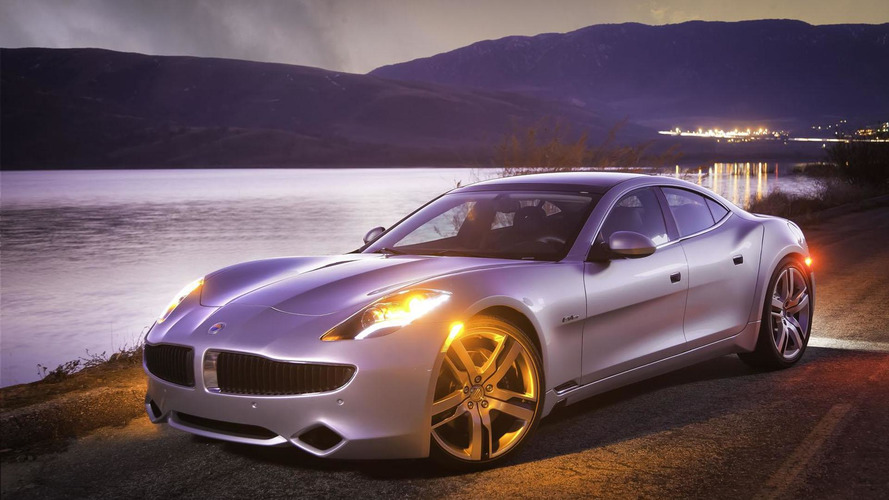 Fisker hasn't built a Karma in six months