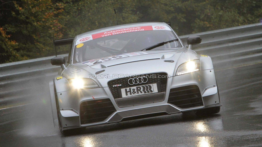Lighter next-gen Audi TT GT3 planned